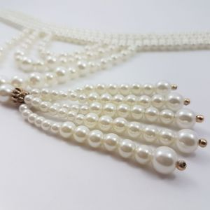 Perličkový náhrdelník 3