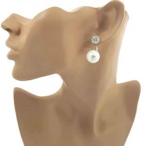 Náušnice pod ucho 708683a
