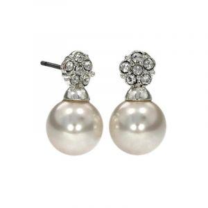 Náušnice s perličkou 361109