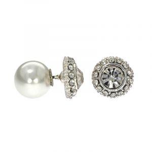 Náušnice s perličkou 484926