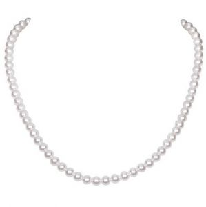 Perlový jemný náhrdelník