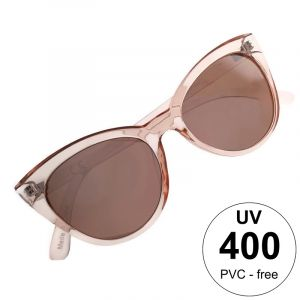 Celorůžové sluneční brýle