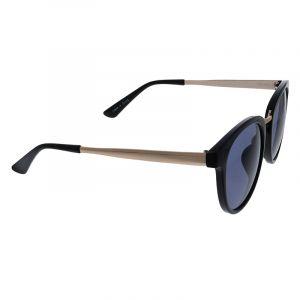 Černé brýle s pokovením stránic