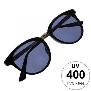 Brýle s pokovením stránic