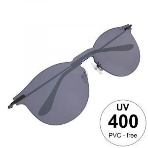 Extravagantní bezobroučkové brýle