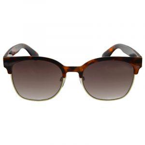 Brýle s poloobrubou barvy želvoviny