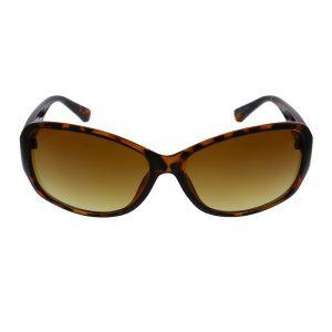 Hnědé brýle v odsínu leopardích vzorů