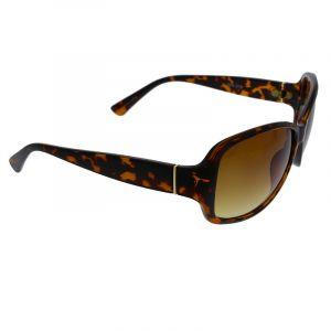 Hnědé brýle v odsínu leopardích vzorů GIIL