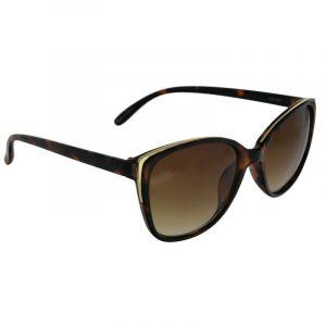 Hnědé tygrované sluneční brýle Giil