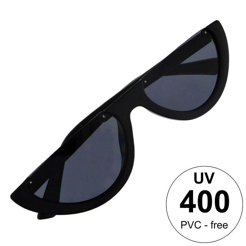 Unikátní poloobroučkové brýle