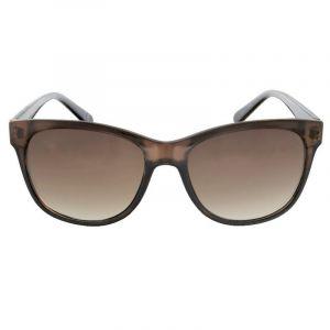 Hnědé brýle s mramorovým nádechem