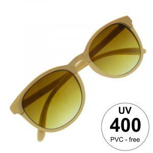 Brýle ve zlatém odstínu