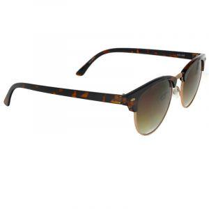 Kulaté brýle v barvě zvířecích vzorů s gradientem