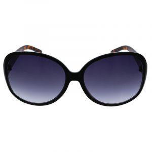 Černé brýle s tygrováním stránic