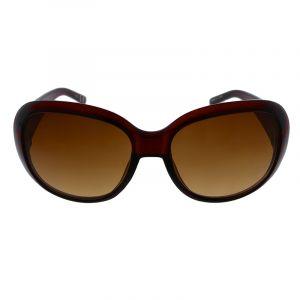 Hnědé brýle se vzorováním na stránicích