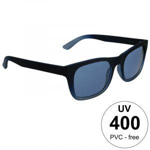 Černé brýle s modrým nádechem