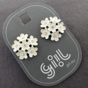 Náušnice květy2