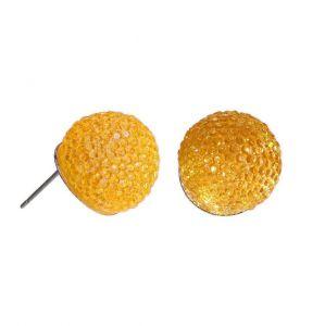 Oranžové kuličkové pecky