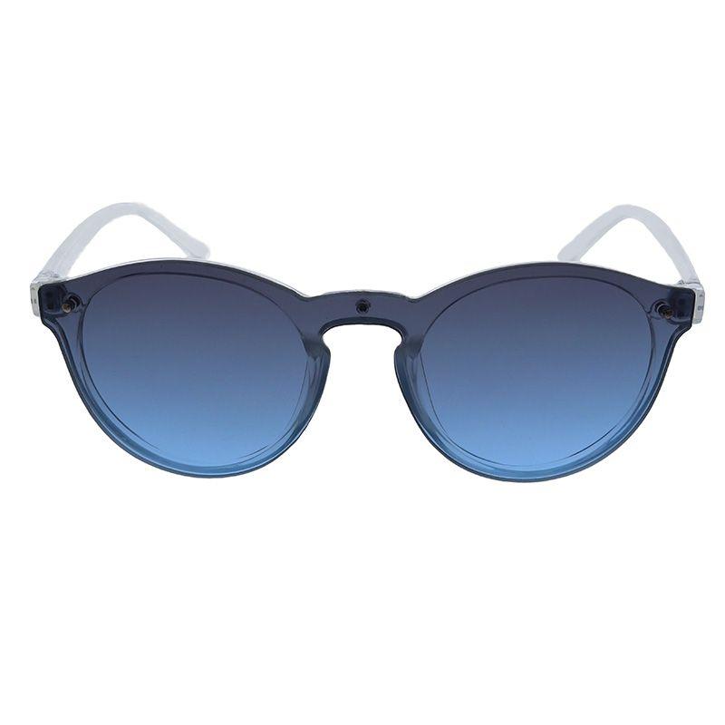 Nevšední brýle s modrými skly