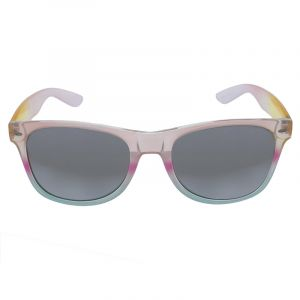 Průhledné barevné brýle