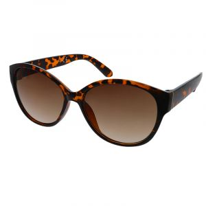 Hnědé tygrované brýle Giil