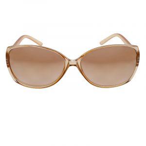Celorámové transparentní růžové brýle značky Giil