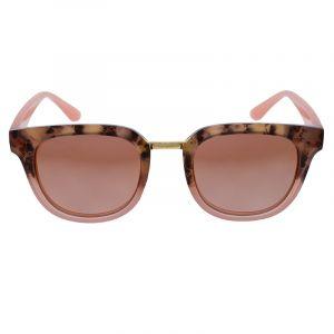 Růžovotygrované brýle