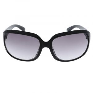 Černé retro sluneční brýle Giil