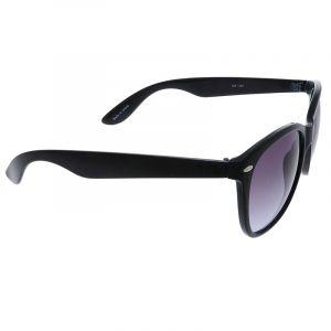 Černé brýle se zatmavenými skly