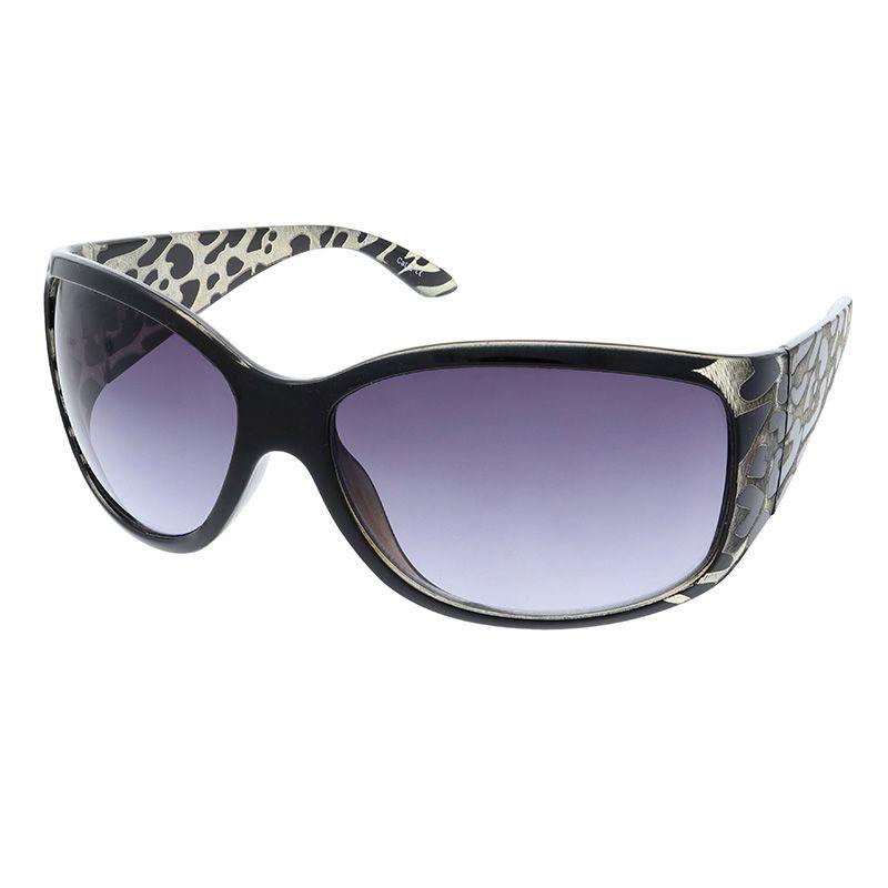 Černé brýle GIIL s tygrovanými stránicemi