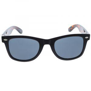 Černé brýle GIIL s hnědě tygrovanými stránicemi