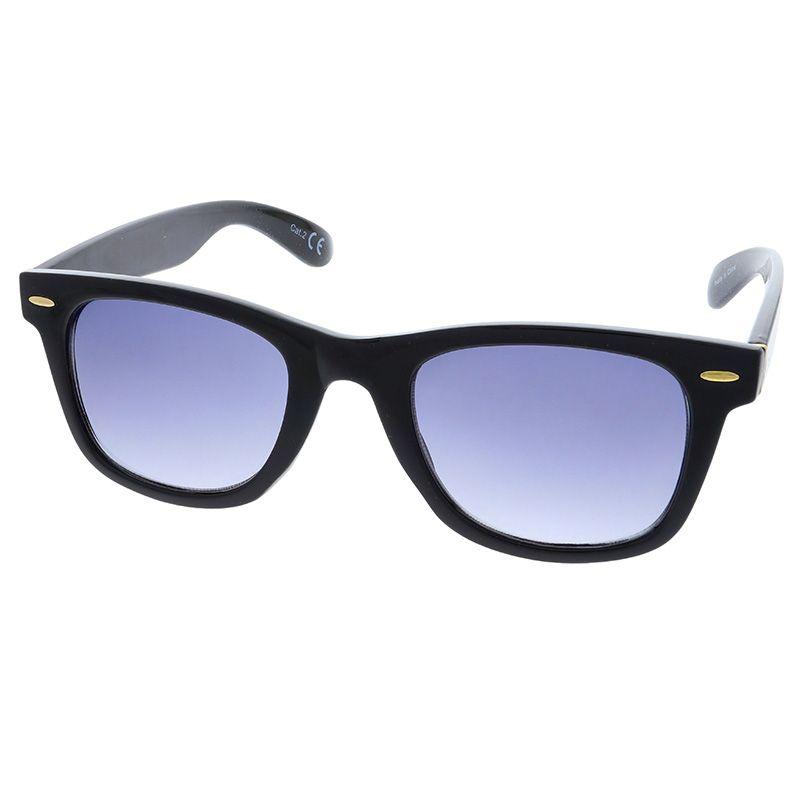 Sluneční černé brýle