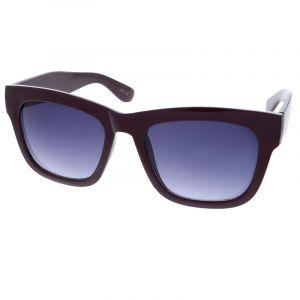 Fialové sluneční brýle