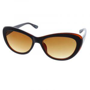 hnědé sluneční brýle Giil
