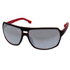 Černočervené sportovní brýle