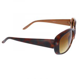 Hnědě zbarvené brýle s gradintem GIIL