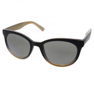 Černé kočičí brýle se žlutým nádechem