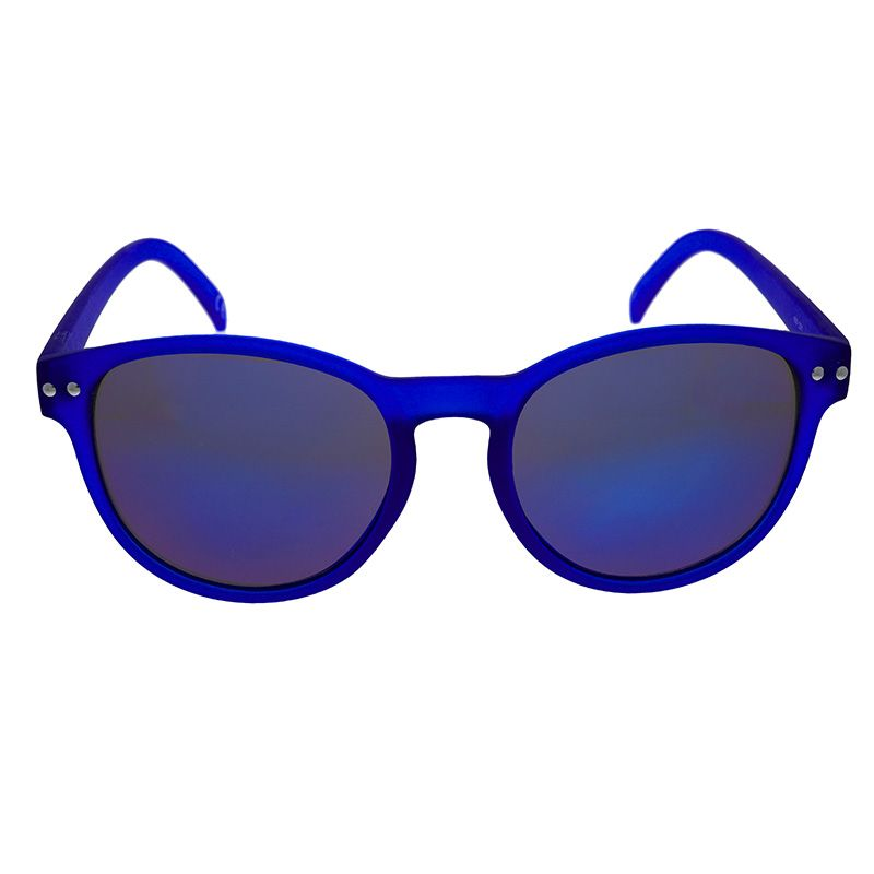 Modré celoplastové brýle Giil