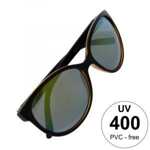 Černé kočičí sluneční brýle Giil
