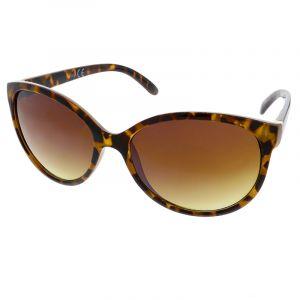 Hnědé brýle v odstínu želvoviny