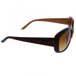 Brýle s tygrovanou obrubou
