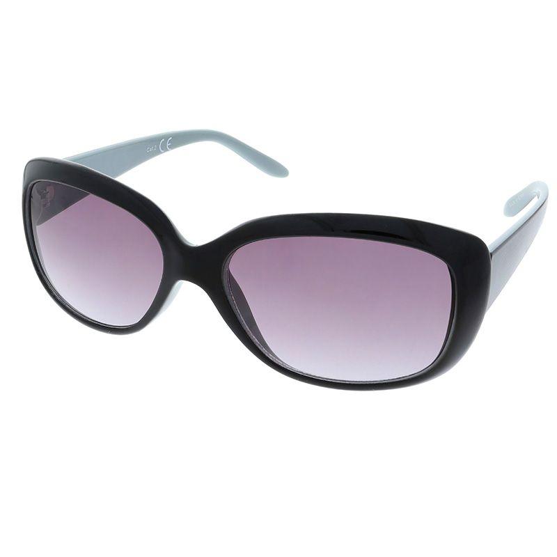 Černé retro brýle Giil