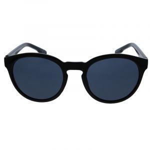 Černé kulaté retro brýle