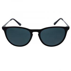 Černé brýle se stříbrným pokovením stránic