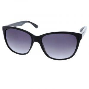 Celoplastové černé sluneční brýle