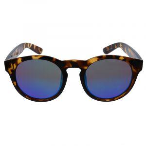 Safari hnědé retro brýle