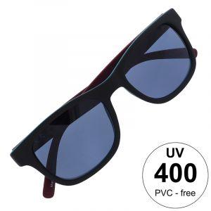Černé brýle s modrými skly GIIL
