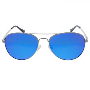 Polarizační brýle zářivě modré pilot