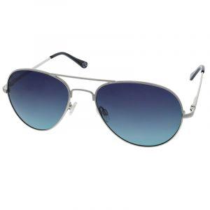 Polarizační brýle pilot modré s černou koncovkou
