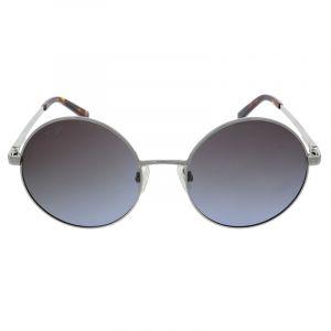 Polarizační brýle kulaté s tygrovanou koncovkou